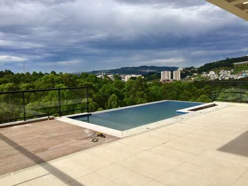 Casa de Condomínio, código 508 em Santana de Parnaíba, bairro Tamboré