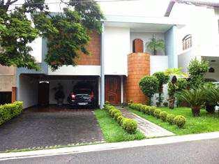 Casa de Condomínio, código 514 em Santana de Parnaíba, bairro Alphaville