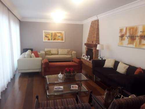 Casa de Condomínio, código 519 em Santana de Parnaíba, bairro Alphaville