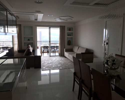 Apartamento, código 528 em Barueri, bairro Alphaville