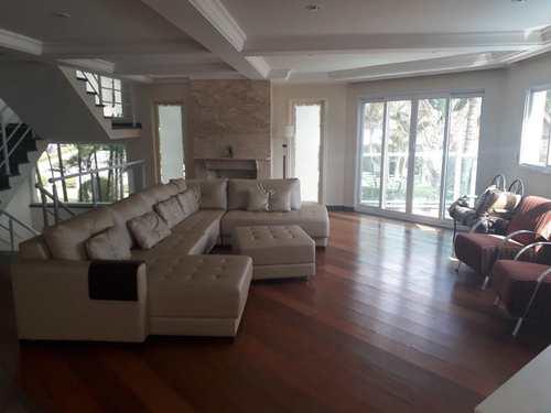 Casa de Condomínio, código 546 em Santana de Parnaíba, bairro Alphaville