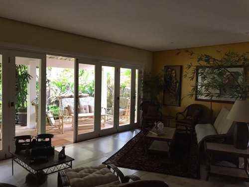 Casa de Condomínio, código 552 em Santana de Parnaíba, bairro Tamboré