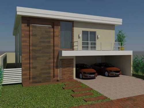 Casa de Condomínio, código 553 em Santana de Parnaíba, bairro Alphaville