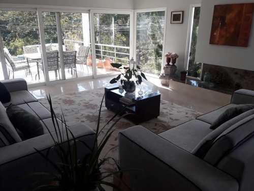 Casa de Condomínio, código 566 em Santana de Parnaíba, bairro Tamboré