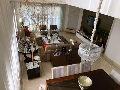 Casa de Condomínio, código 576 em Santana de Parnaíba, bairro Alphaville