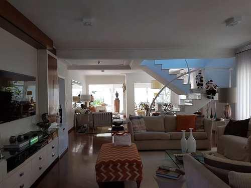 Casa de Condomínio, código 588 em Santana de Parnaíba, bairro Alphaville