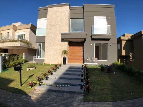 Casa de Condomínio, código 622 em Santana de Parnaíba, bairro Tamboré