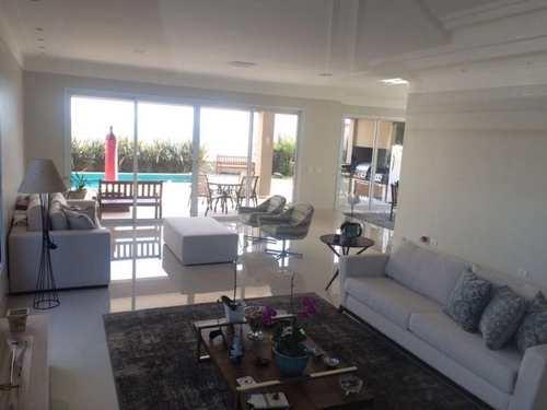 Casa de Condomínio, código 624 em Santana de Parnaíba, bairro Tamboré