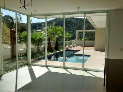 Casa de Condomínio, código 636 em Santana de Parnaíba, bairro Tamboré