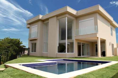 Casa de Condomínio, código 643 em Santana de Parnaíba, bairro Tamboré