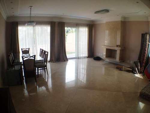 Casa de Condomínio, código 657 em Santana de Parnaíba, bairro Alphaville