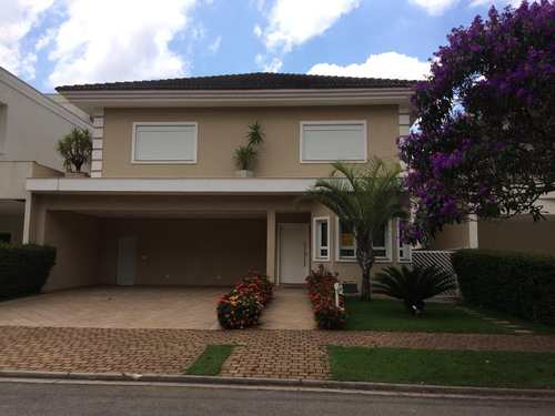 Casa de Condomínio, código 699 em Santana de Parnaíba, bairro Alphaville