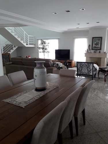 Casa de Condomínio, código 851 em Santana de Parnaíba, bairro Alphaville