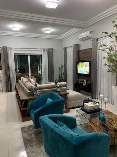 Casa de Condomínio, código 854 em Santana de Parnaíba, bairro Alphaville