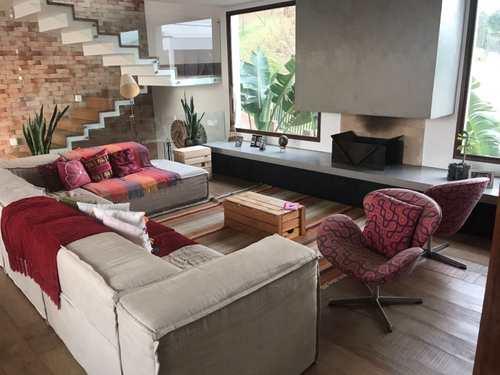Casa de Condomínio, código 865 em Santana de Parnaíba, bairro Tamboré