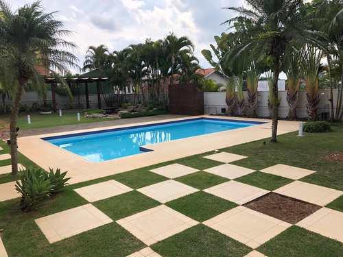 Casa de Condomínio, código 866 em Santana de Parnaíba, bairro Alphaville