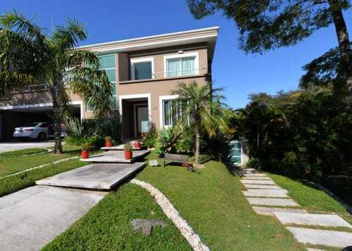 Casa de Condomínio, código 967 em Santana de Parnaíba, bairro Alphaville