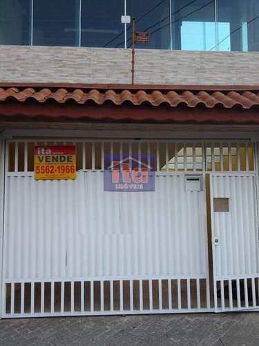 Sobrado, código 268201 em São Paulo, bairro Jardim Itacolomi