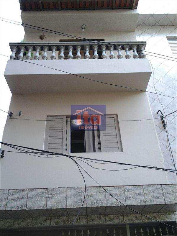Casa em São Paulo, no bairro Vila Missionária