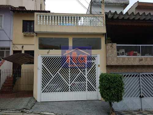 Sobrado, código 246101 em São Paulo, bairro Vila Império