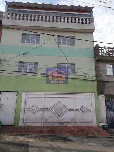 Sobrado, código 140501 em São Paulo, bairro Jardim Orly
