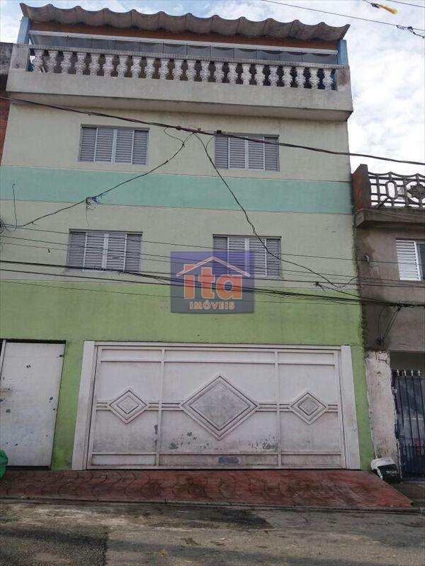 Sobrado em São Paulo, no bairro Jardim Orly