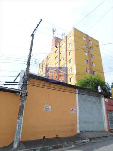 Apartamento, código 109801 em São Paulo, bairro Americanópolis