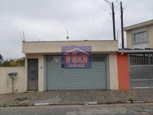 Sobrado, código 37101 em São Paulo, bairro Jardim Jabaquara