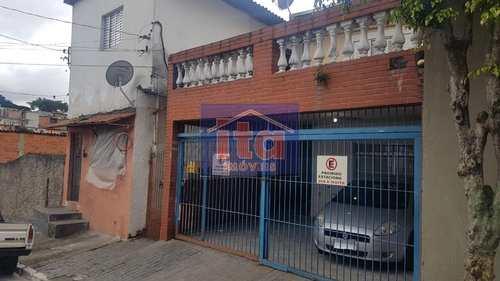 Casa, código 276420 em São Paulo, bairro Jardim Itacolomi