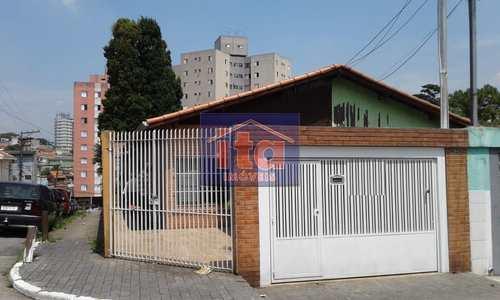 Casa, código 276451 em São Paulo, bairro Vila Marari
