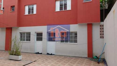 Sobrado, código 276633 em São Paulo, bairro Conjunto Residencial Jardim Canaã