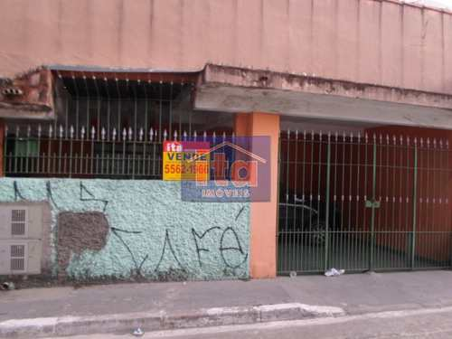 Casa, código 276716 em São Paulo, bairro Vila Constança