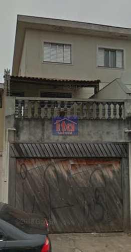 Sobrado, código 276729 em São Paulo, bairro Vila Constança