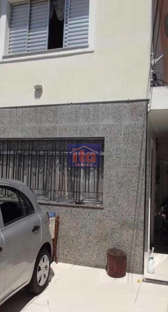 Sobrado em São Paulo, no bairro Vila Constança