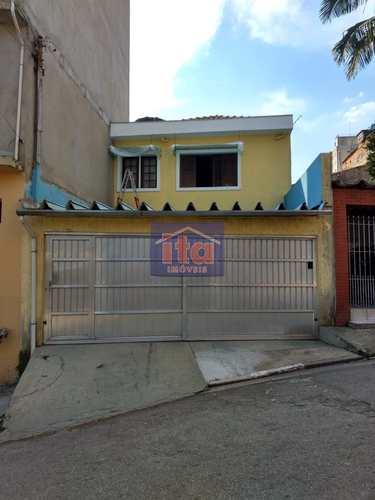 Sobrado, código 276737 em São Paulo, bairro Jardim Melo