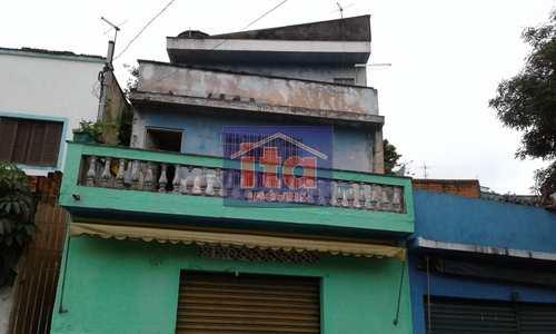 Sobrado, código 276807 em São Paulo, bairro Americanópolis