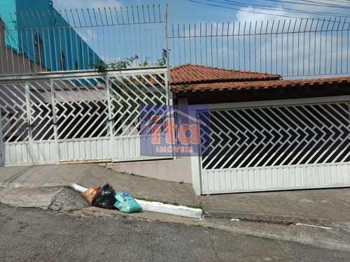 Casa, código 276829 em São Paulo, bairro Vila do Encontro
