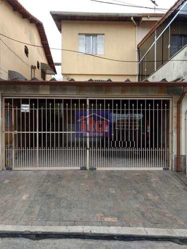 Sobrado, código 276858 em São Paulo, bairro Vila Império