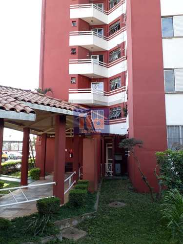 Apartamento, código 276861 em São Paulo, bairro Vila do Encontro