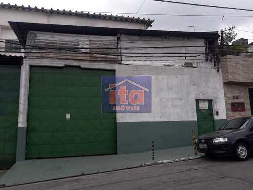 Galpão, código 276916 em São Paulo, bairro Americanópolis