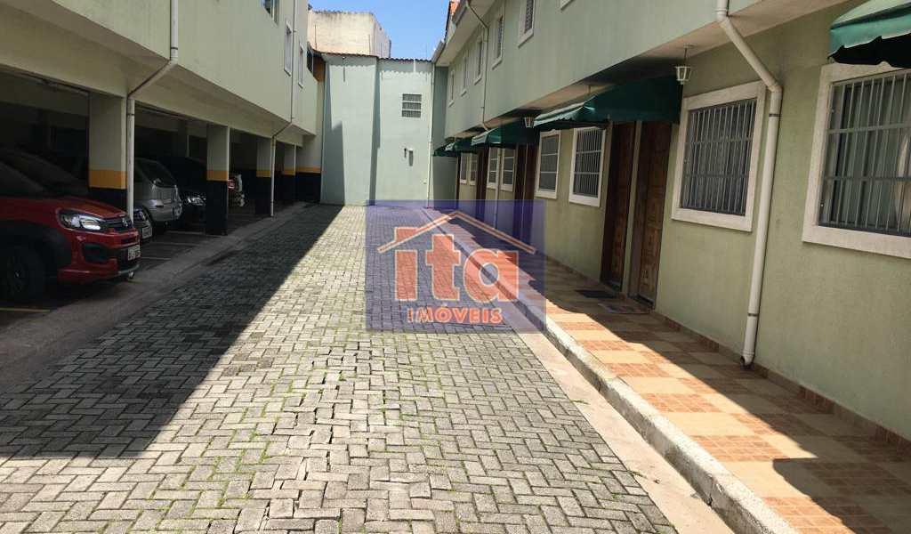Sobrado em São Paulo, bairro Jardim Samambaia