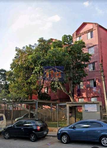 Apartamento, código 277022 em São Paulo, bairro Vila Campo Grande