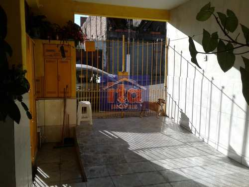Casa, código 277025 em São Paulo, bairro Vila Clara