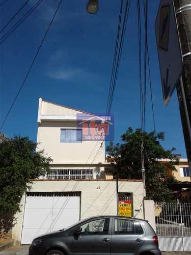 Casa, código 277044 em São Paulo, bairro Vila Império