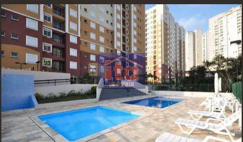 Apartamento, código 277071 em São Paulo, bairro Vila Andrade