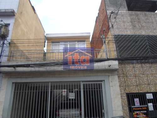 Sobrado, código 277219 em São Paulo, bairro Americanópolis