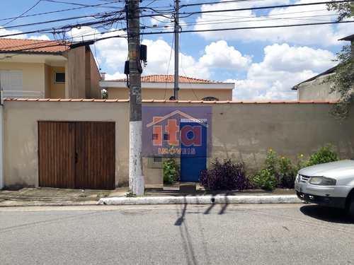 Casa, código 277325 em São Paulo, bairro Jardim Cidália