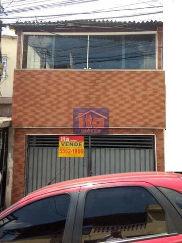Casa, código 277354 em São Paulo, bairro Jardim Miriam