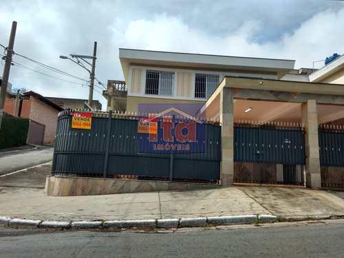 Sobrado, código 277402 em São Paulo, bairro Jardim Nosso Lar