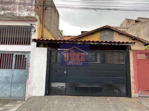 Casa, código 277461 em São Paulo, bairro Cidade Júlia